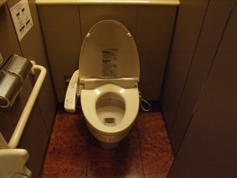 うすさま明王様トイレ掃除1デュアルライフ福田基広