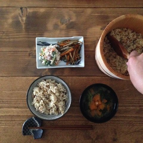 日本食がヒトを作る4デュアルライフ福田基広
